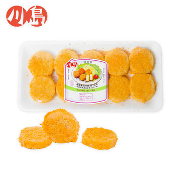 10粒干貝酥 Crispy Scallop(10 pcs per pack) - 隆盛食品,川島火鍋料,Lung Sheng Foods,批發,採購,進貨,火鍋,火鍋料,冷凍火鍋料,日式火鍋料,素食火鍋料,魚漿製品,冬天,麻辣鍋,麻辣燙,滷味,鴛鴦鍋